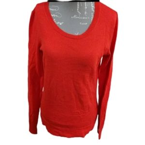 Red Tommy Hilfiger Long sleeve